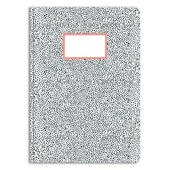 Dots Notebook by Oelwein