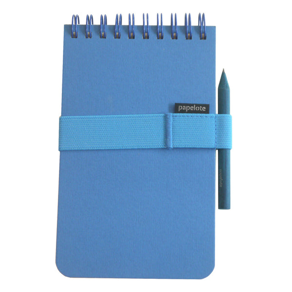 Softblok Spiral Reporter Notebook by Papelote