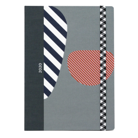 2020 Le Rendez-Vous Large Weekly & Monthly Planner by Papier Tigre