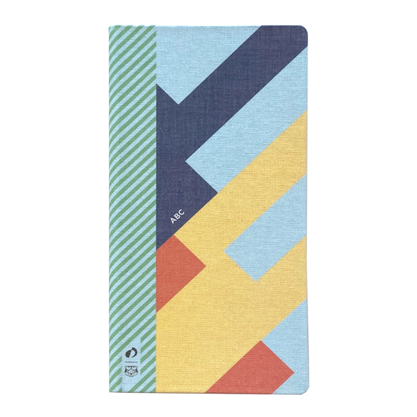 Le Memo Diagonale Address Book by Papier Tigre
