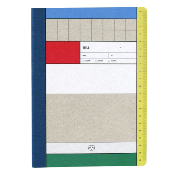 Module A5 Notebook by Papier Tigre
