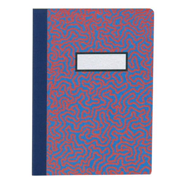 Coral A5 Notebook by Papier Tigre