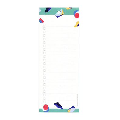 Thingy Bloc To Do List Notepad by Papier Tigre
