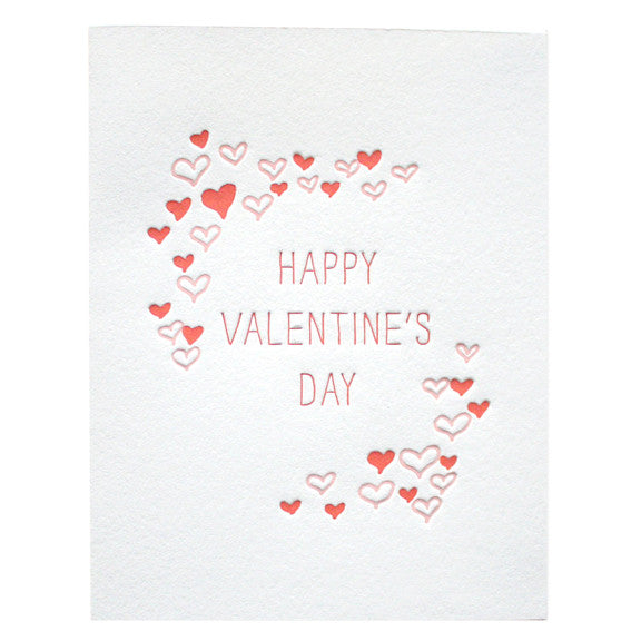 Happy Valentine's Day Card by Parrott Design