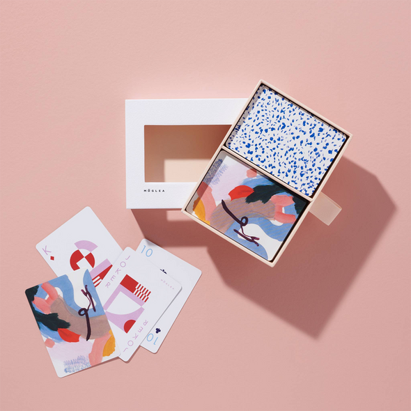 Playing Card Set by Moglea