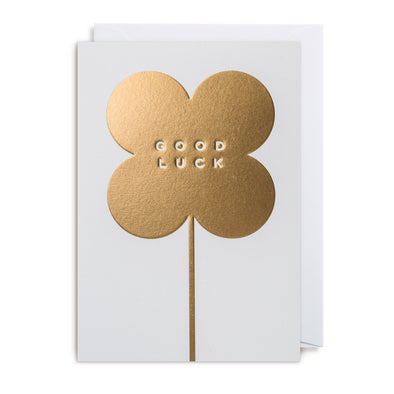 Postco Good Luck Card by Lagom