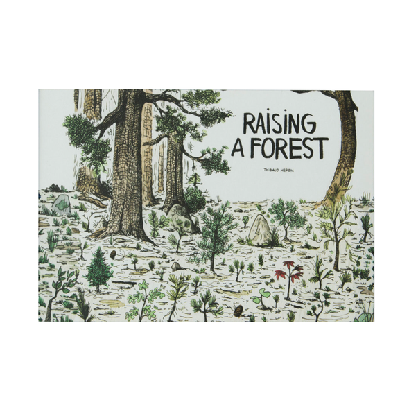 Raising a Forest by Thibaud Herem