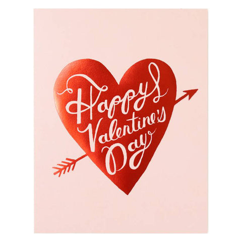Rifle Paper Co. Happy Valentine's Day Card