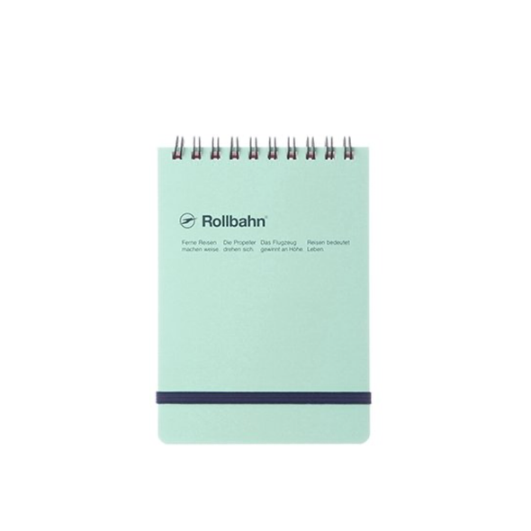 Rollbahn Flip Memo Vertical Notebook by Delfonics