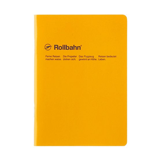 Rollbahn Stapled A6 Pocket Notebook by Delfonics