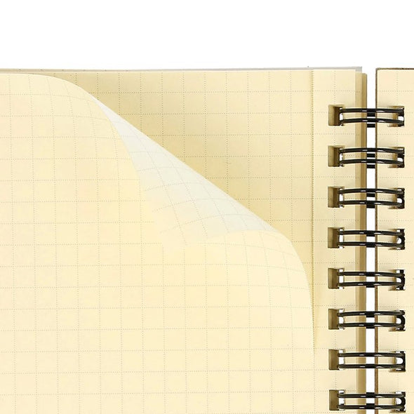 Rollbahn Spiral Notebook X-Large by Delfonics