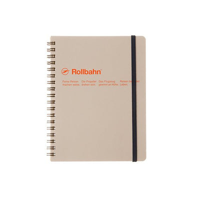 Rollbahn Pocket Memo Spiral Notebook by Delfonics