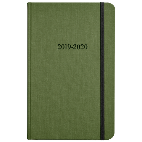 18 Month Runwell Planner 2019-2020 by Shinola