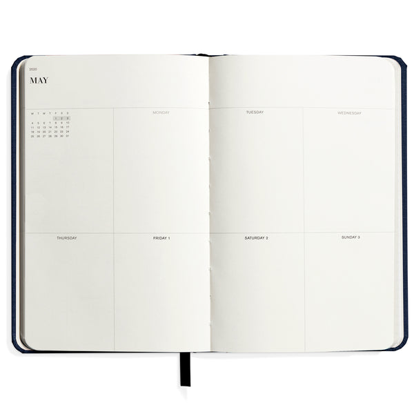Runwell Monthly & Weekly 2019-2020 Planner  by Shinola