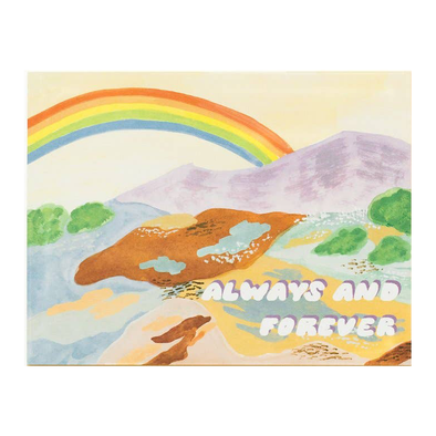 Always and Forever Card by Small Adventure