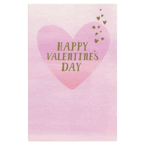 Valentine Fade Card by Smock