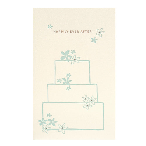 Happily Ever After Card by Snow & Graham