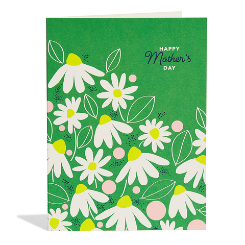 Happy Mother's Day Daisy Card by Snow & Graham