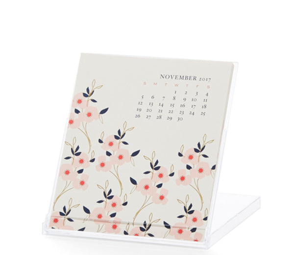 2017 Desk Calendar by Snow & Graham