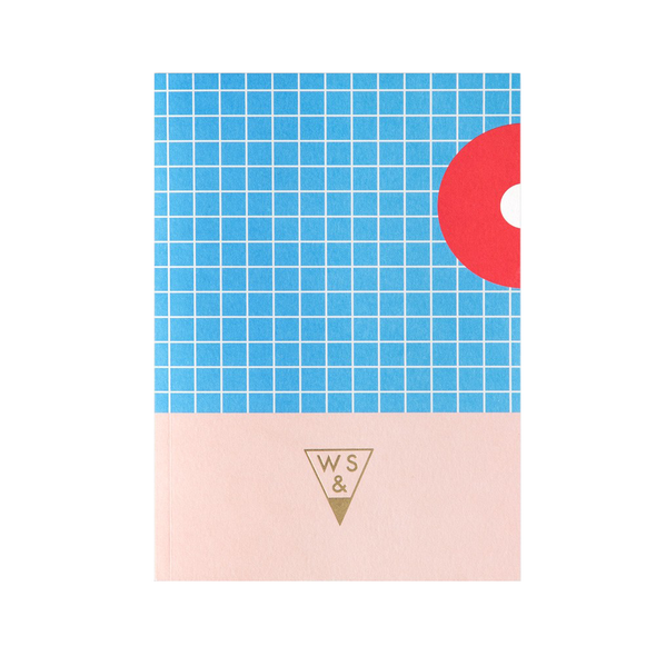 Super Splash Notebook by Write Sketch &