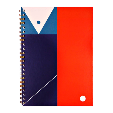 Block Shapes Sketchbook by The Completist
