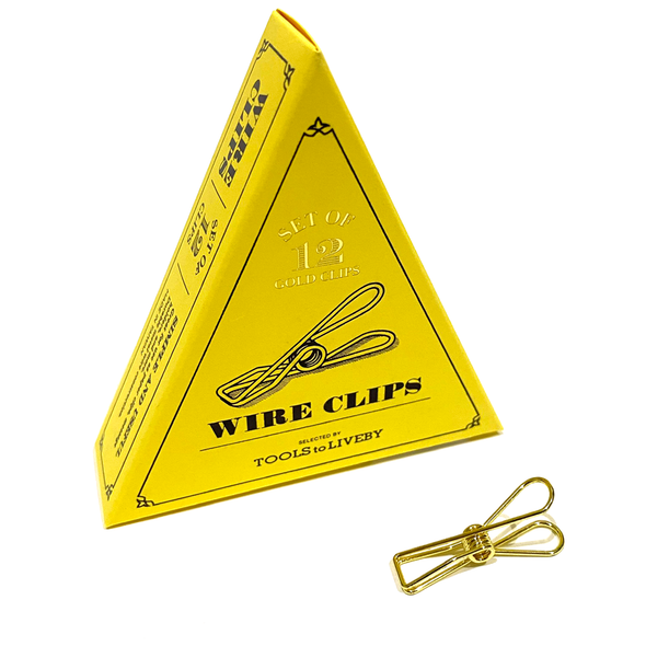 Wire Clips by Tools to Liveby