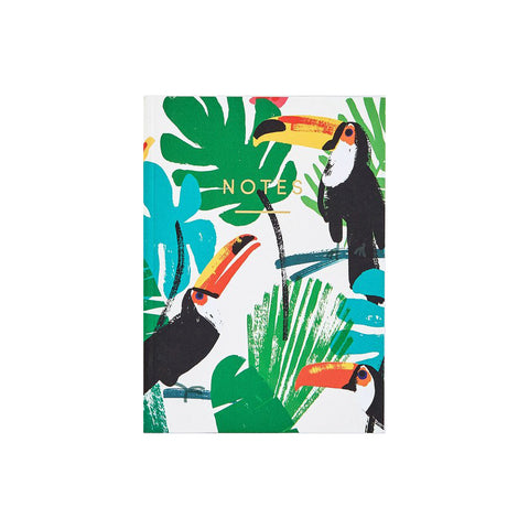 Toucans Mini Notebook by Wrap