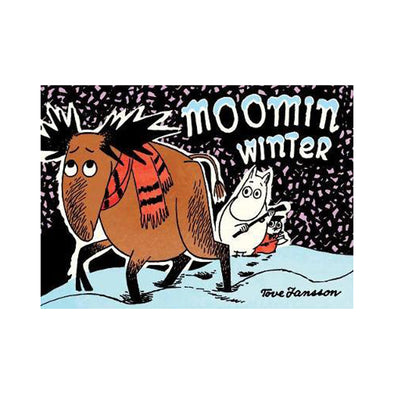 Moomin Winter by Tove Jansson