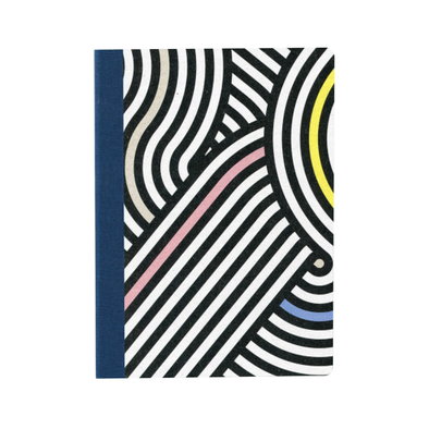 Tracks A5 Notebook by Papier Tigre