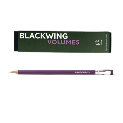 Volumes XIX Pencil Set by Blackwing
