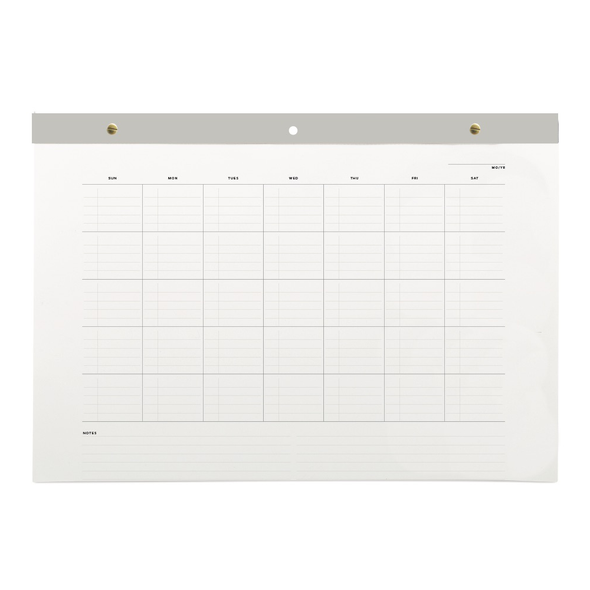 Wall Task Calendar by Appointed