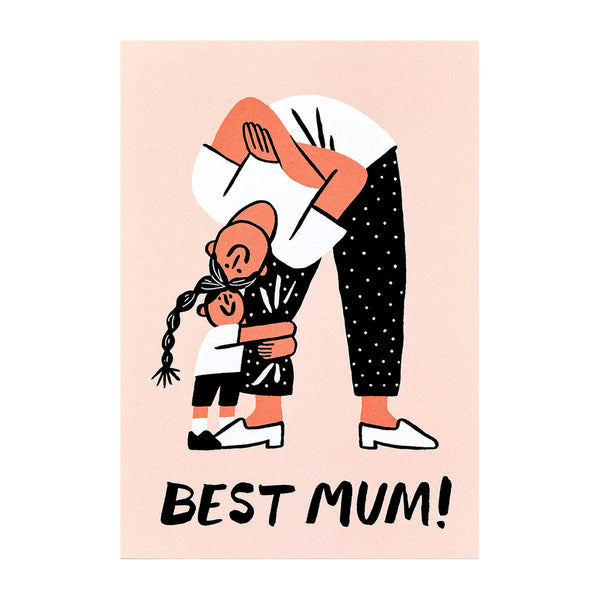 Cari Vander Yacht Best Mum Card by Wrap