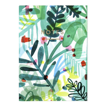 Foliage Mini Notebook by Wrap