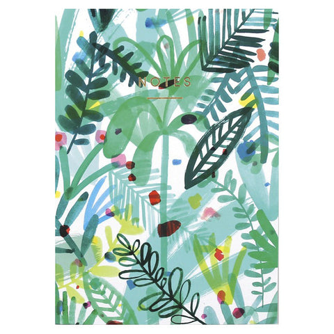 Foliage Notebook by Wrap