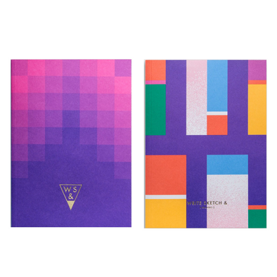 Super Pixelone Notebook by Write Sketch &