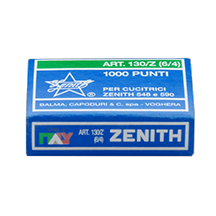 130 Z Staples by Zenith