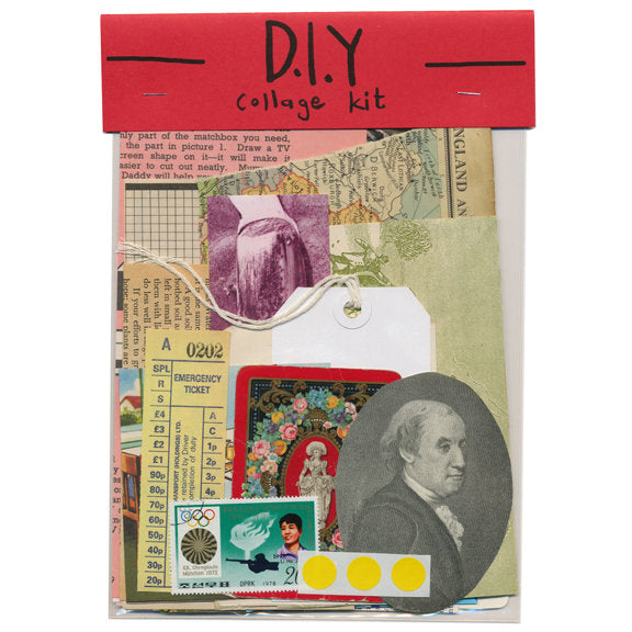 D.I.Y. Collage Kit by Anthony Zinonos