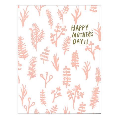 Sprouts Mother's Day Card by Egg Press