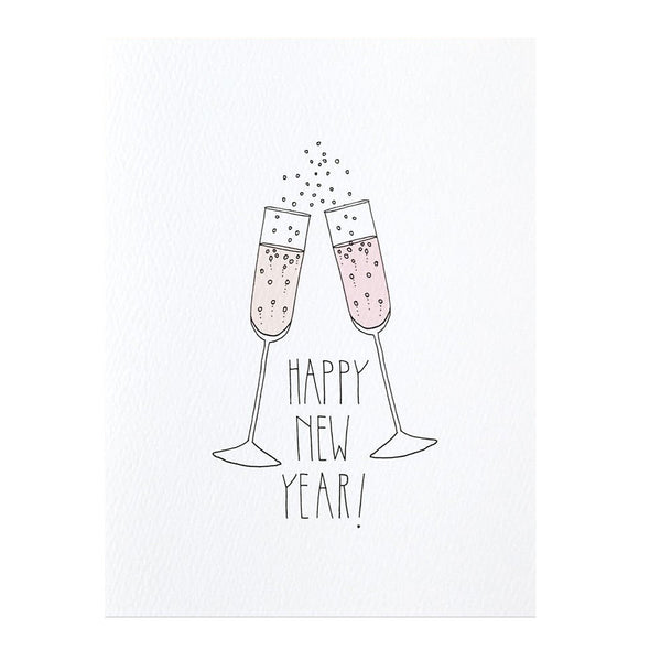 Happy New Year Card by Hartland