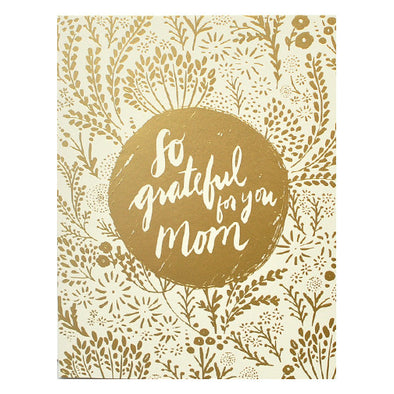 Grateful for Mom Card by Hello Lucky