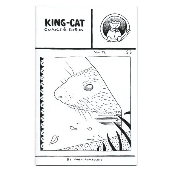 King-Cat 72 by John Porcellino