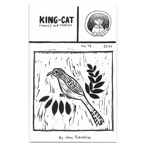 King-Cat 73 by John Porcellino