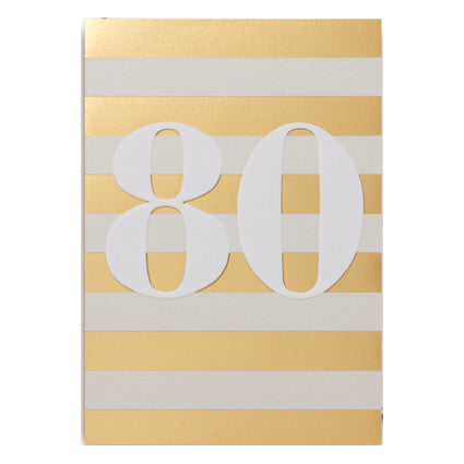 Postco 80 Card by Lagom Design
