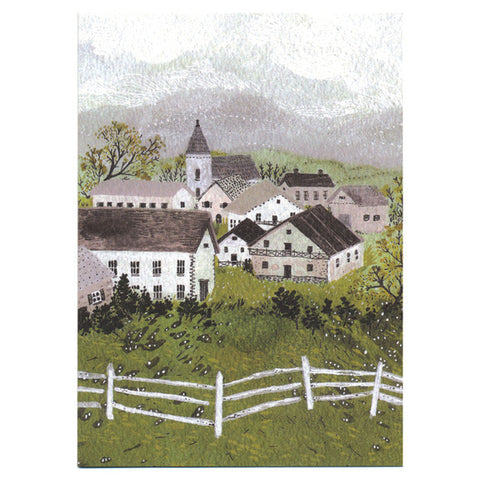 Becca Stadtlander Spring Card by Little Otsu