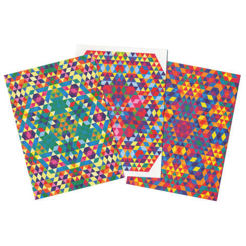 Paul Morgan Pattern Cards Set by Little Otsu