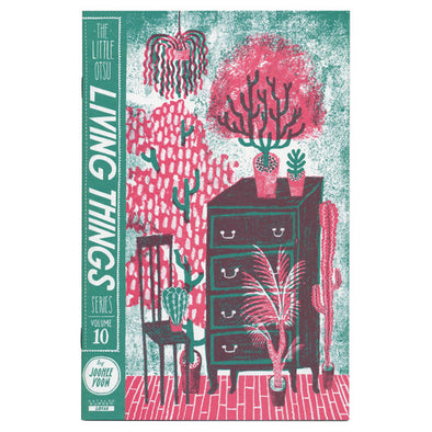 The Little Otsu Living Things Series Vol 10 by JooHee Yoon