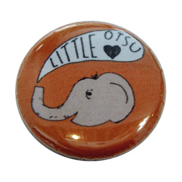 Lart C. Berliner Elephant Button by Little Otsu