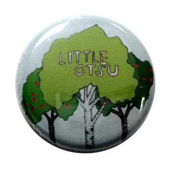 Lart C. Berliner Trees Button by Little Otsu