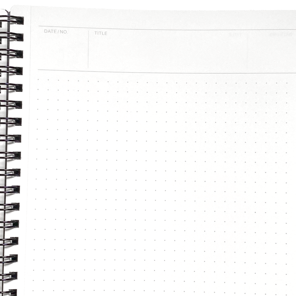 Mnemosyne 105 Notebook A5 Dot Grid by Maruman