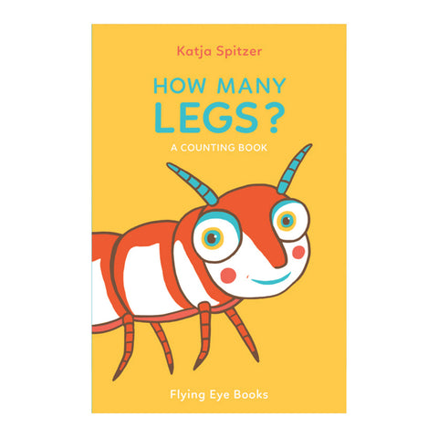 How Many Legs? by Katja Spitzer